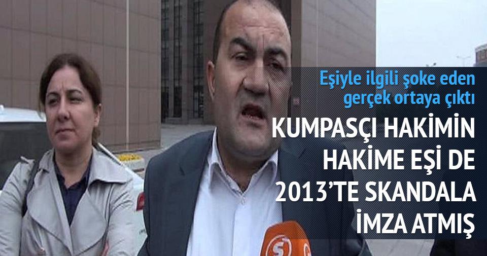 Hakim Mustafa Başer'in eşiyle ilgili şok gezi bağlantı