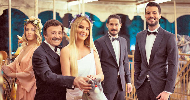 Selami Şahin ve eşi nikah tazeliyor
