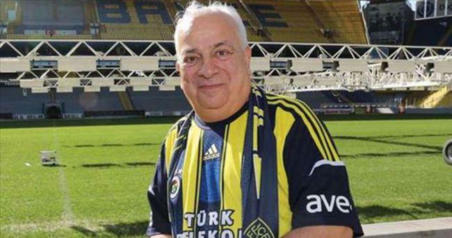 Fenerbahçe'den Zeki Alasya için başsağlığı mesajı
