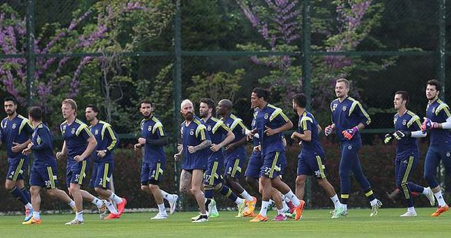 İşte Fenerbahçe'nin Sivas kadrosu