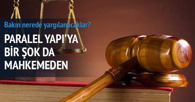 Paralel Yapı iddianamesi terör mahkemesine gidecek
