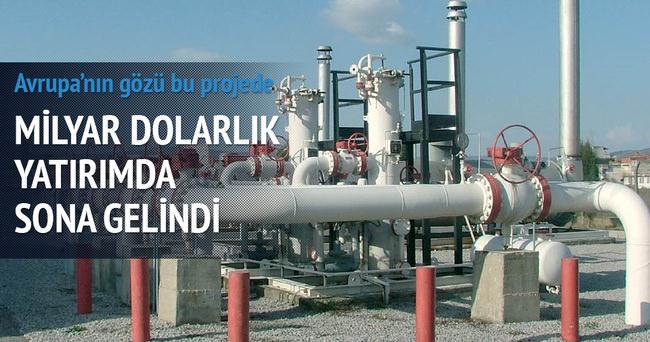 Gazprom Türk Akımı'nın inşasına başlıyor