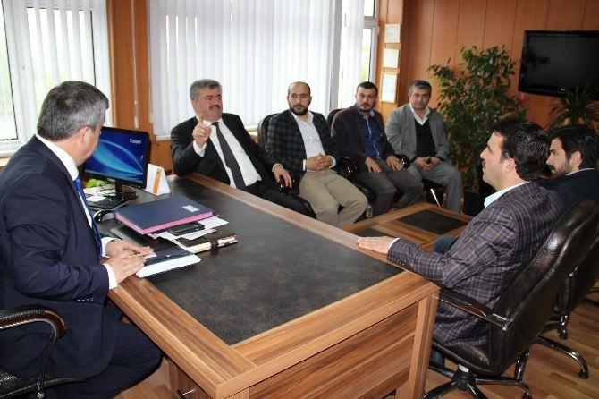 Çaturoğlu Eski Hastane Arsasının Üniversiteye Verilmesini Değerlendirdi