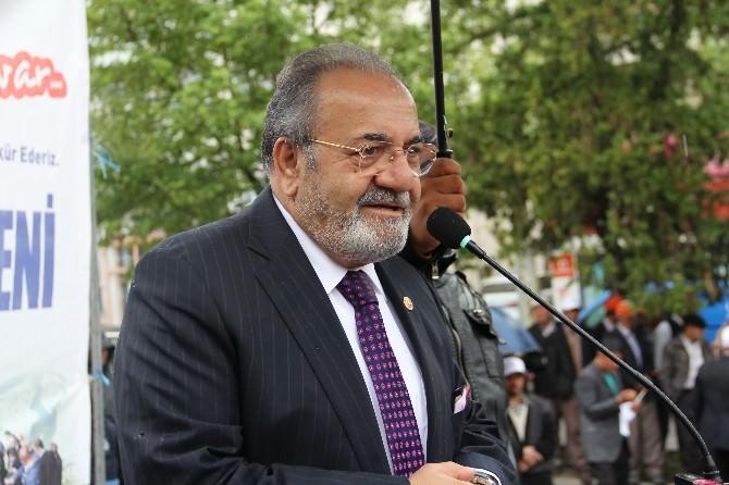 AK Parti Çorum Milletvekili Ve TBMM İdare Amiri Salim Uslu;