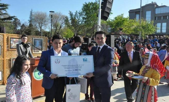 İMKB Öğrencisi Türkiye Üçüncüsü Oldu