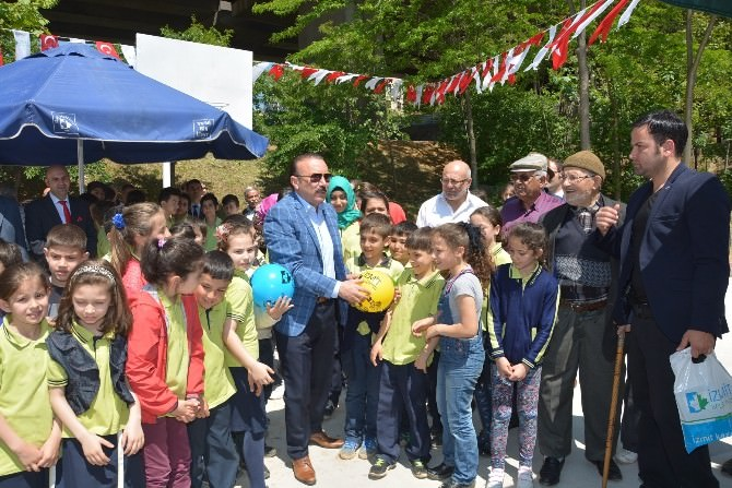 İzmit'te Park Seferberliği Sürüyor