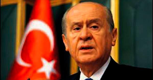 MHP lideri Bahçeli Gündoğdu'da olacak