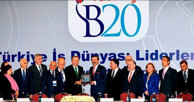 G20 Antalya bir milat olacak