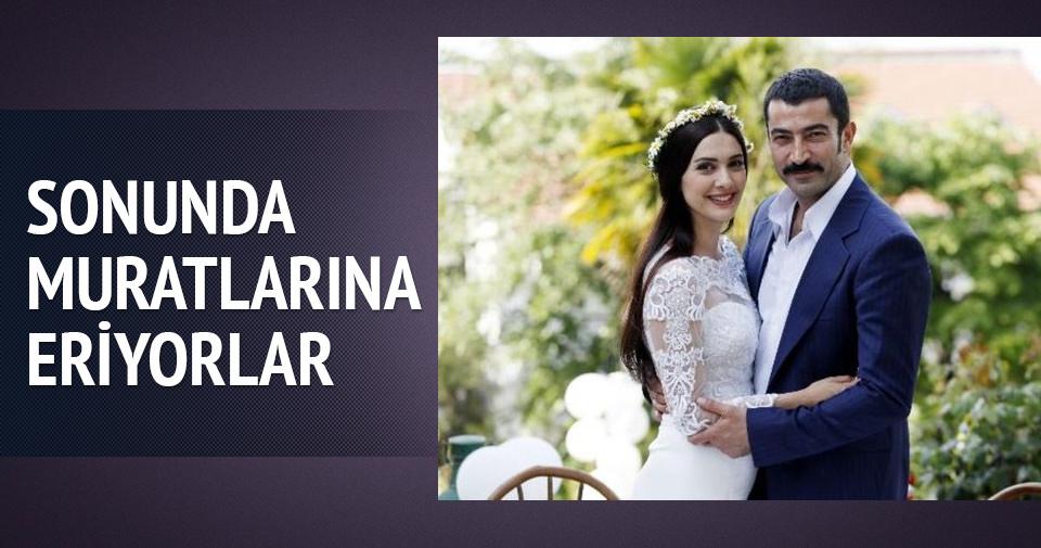 Karadayı'da mutlu son! Mahir ve Feride evleniyor