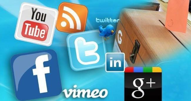 'Sosyal medya seçmene ulaşmada önemli bir araç'