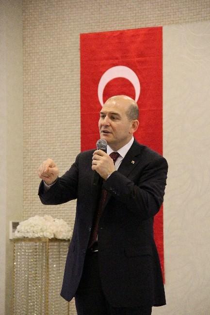 AK Parti Trabzon Milletvekili Adayı Soylu: Trabzon'u Yatırıma Boğacağız