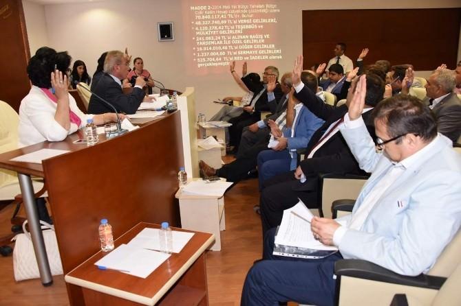 Aliağa Belediyesi Mayıs Ayı İkinci Oturumu Gerçekleşti