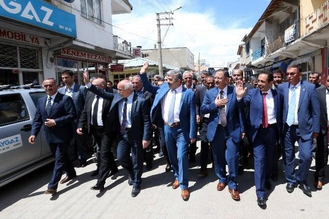 Sarız'a 17 Milyonluk Yatırım