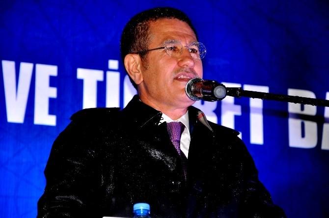 Gümrük Ve Ticaret Bakanı Nurettin Canikli: