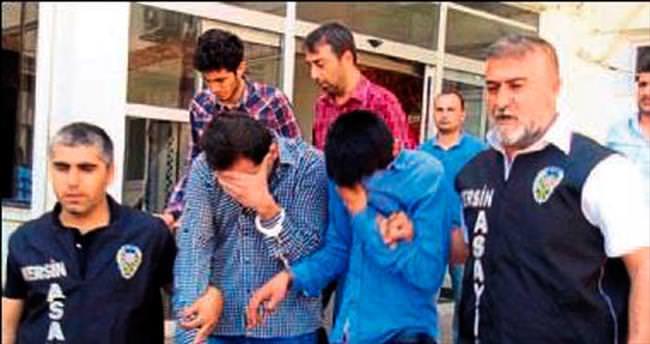 Mersin'de 'Yan baktın' cinayeti
