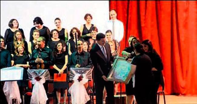 Gaziemir'de otizm farkındalığı
