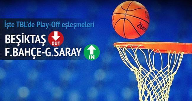 Beşiktaş out F.Bahçe-G.Saray in
