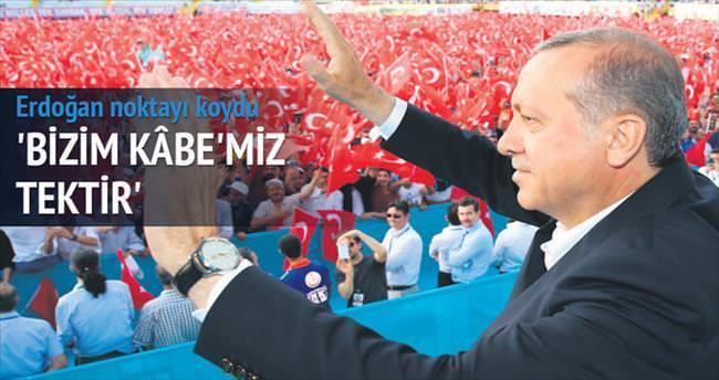 'Ya yeni Türkiye ya da istikrarsızlık'