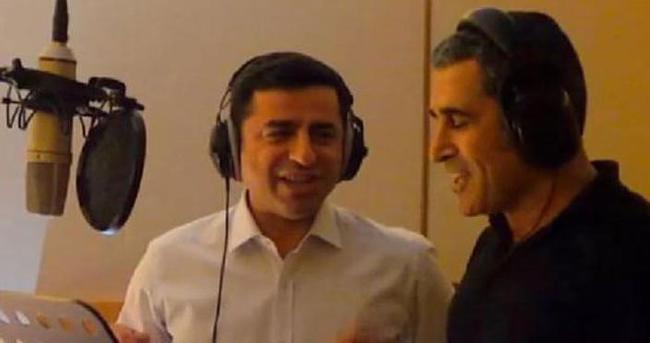 HDP'nin şarkısında Apo ayrıntısı ortaya çıktı