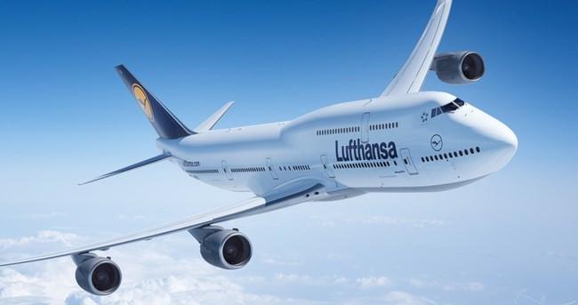 Frankfurt seferini yapan uçak geri döndü