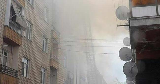 Yalova'da çıkan yangın korkuttu