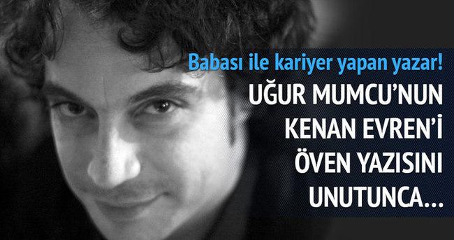 Özgür Mumcu'dan Kenan Evren açıklaması