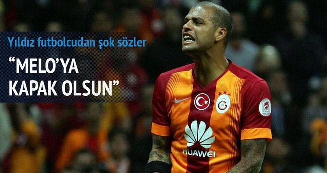 Gaziantepsporlu futbolcudan şok sözler