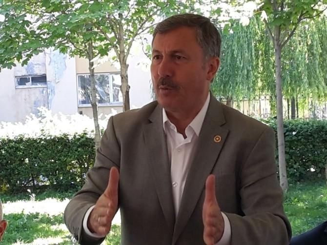 AK Parti Manisa Milletvekili Selçuk Özdağ: