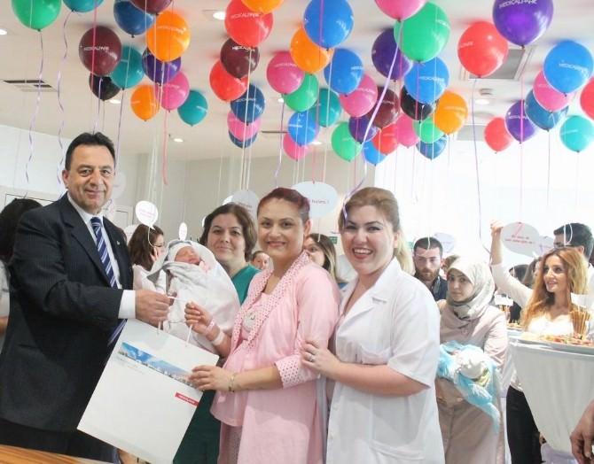 Anne Adaylarının İlk Hediyeleri Medical Park'tan