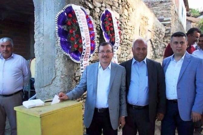 AK Partili Vekil Aydemir'den Düğün Esprisi