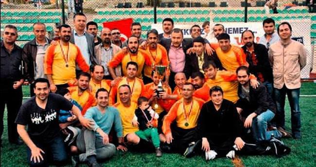 Mali Müşavirler Ligi'nin şampiyonu Performansspor