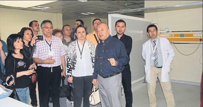 Makedon doktorlar değişime hayran