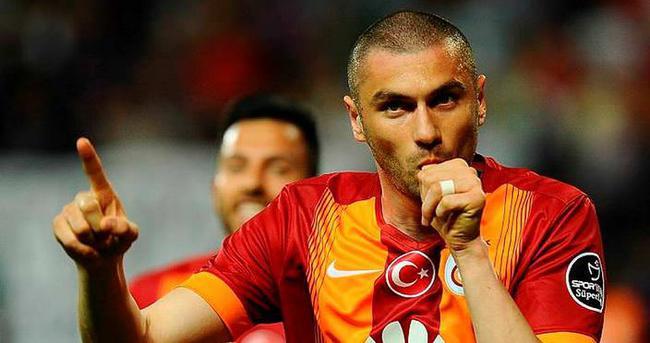 Burak Yılmaz'dan Fenerbahçe'ye gönderme!