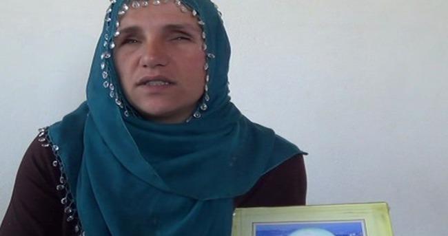 Genç kadın Türkiye'nin yardımını bekliyor