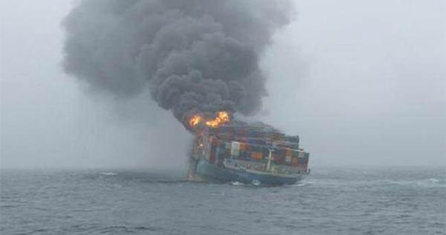 Türk gemisini vuran ordudan açıklama