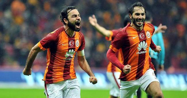 Galatasaray'ın Mersin kadrosu belli oldu