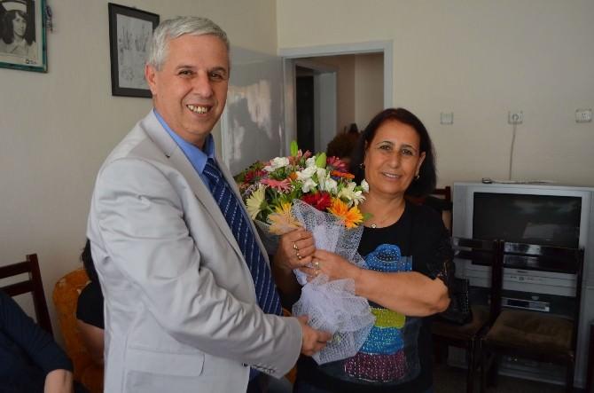 Söke Belediye Başkanı Toyran, Hemşireleri Unutmadı