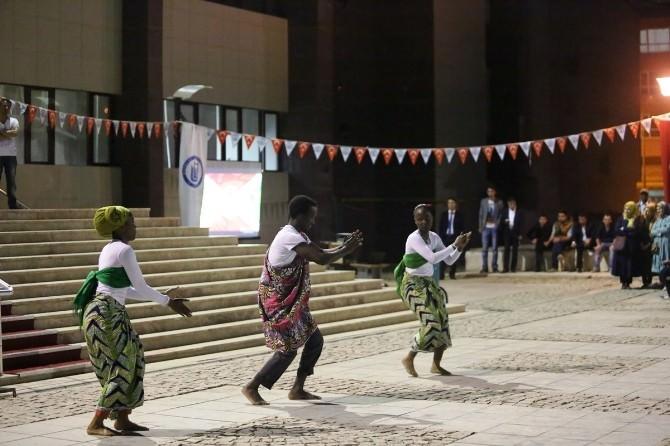 Bayburt'ta 1. Uluslararası Öğrenciler Festivali Düzenlendi