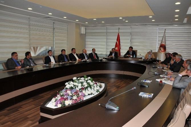 Gümüşhane Belediye Meclisi'nin Mayıs Ayı Toplantıları Sona Erdi