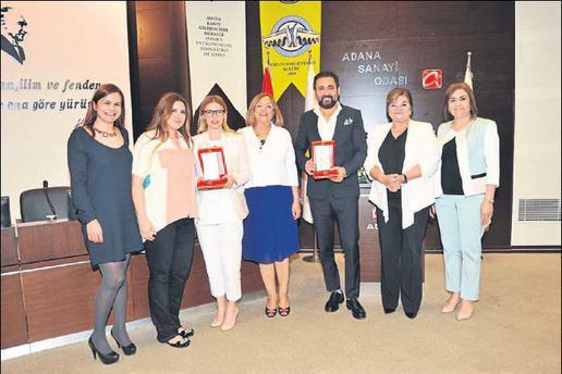 Baltacıoğlu ve Özdemir başarı öykülerini anlattı