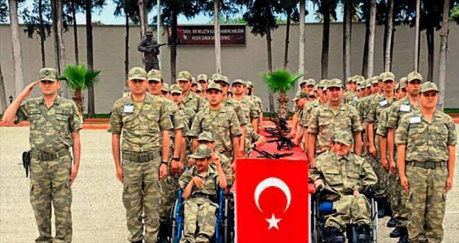 Özel Mehmetçik'e özel askerlik