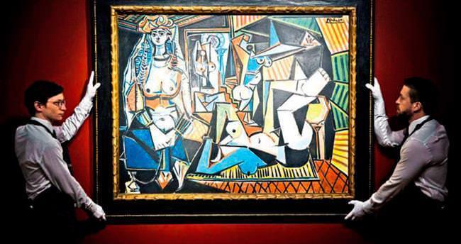 Pablo Picasso rekora gidiyor