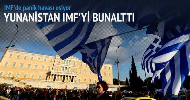 IMF'den Yunanistan önlemi