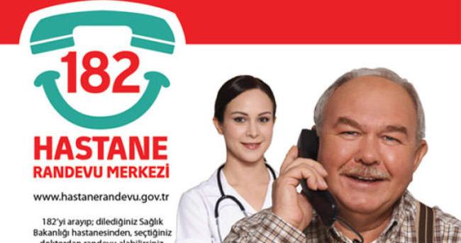 MHRS Hastane Randevu ile online randevu alma işlemleri