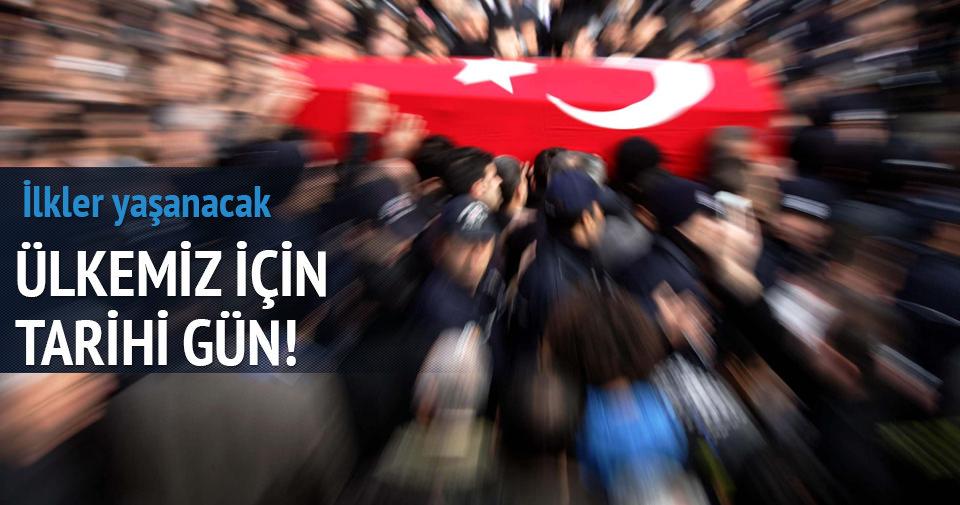 Türkiye tarihinde bir ilk yaşanacak!