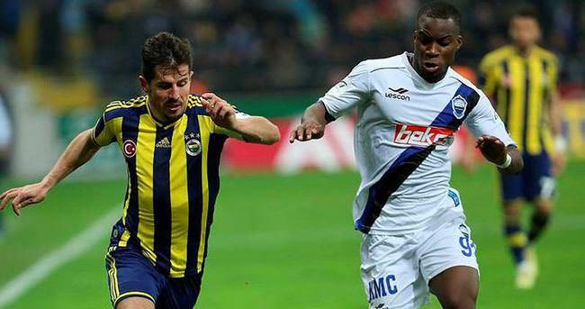 Fenerbahçe - Kayseri Erciyesspor 8. kez