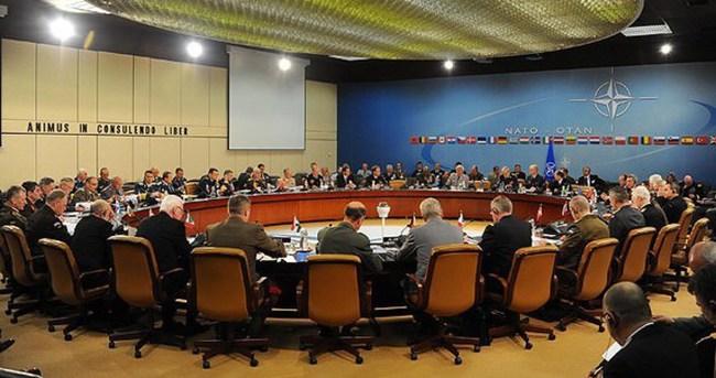 NATO Dışişleri Bakanları Toplantısı Antalya'da