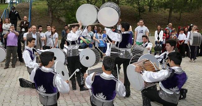 Balkan çocukları buluşuyor