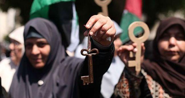 'Filistinliler için Nekbe her gün devam ediyor'