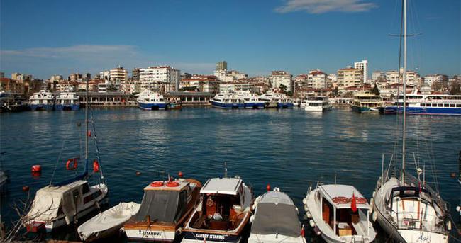 İstanbul'da tekne battı